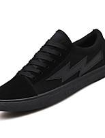 cheap -Men's PU(Polyurethane) Spring Comfort Sneakers Black / Pink / White / Black / White