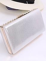 cheap -Women's Bags PU(Polyurethane) Evening Bag Crystals White / Yellow