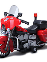 abordables -Coches de juguete Moto / Coche de policía Vehículos Vista de la ciudad / Cool / Exquisito Metal Todo Adolescente Regalo 1 pcs