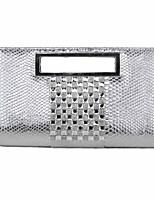 cheap -Women's Bags PU(Polyurethane) Clutch Sequin Gold / Black / Silver