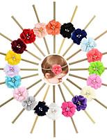 abordables -Bandeaux Accessoires pour cheveux / Perruques Accessoires Fille 20pcs pcs 6.5 cm cm Usage quotidien Coiffures Adorable