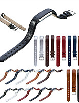 cheap -Watch Band for Fitbit Alta HR / Fitbit Alta Fitbit Sport Band Genuine Leather Wrist Strap