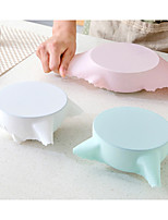 economico -Utensili da cucina Silicone Heatproof Coperture alimentari / Strumenti di insalata Per utensili da cucina 1pc