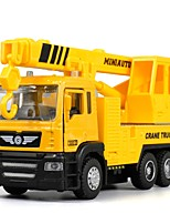 cheap -Toy Car Construction Truck Set Transporter Truck Construction Vehicle City View Exquisite Metal Child's Teenager All Boys' Girls' Toy Gift 1 pcs