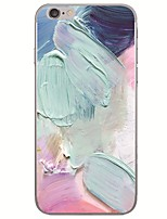 cheap -Case For Apple iPhone X / iPhone 8 Ultra-thin / Pattern Back Cover Oil Painting Soft TPU for iPhone X / iPhone 8 Plus / iPhone 8