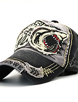 cheap -Women's Vintage / Basic Baseball Cap - Print / Patchwork