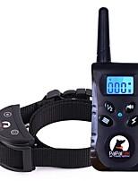 Недорогие -Собаки / Животные GPS-ошейники Диапазон 500M / Учебный / Регулируется / Выдвижной Подходит для домашних животных / Электронная регулировка скорости / Пульт управления