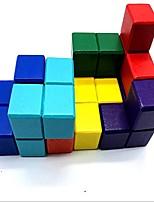 preiswerte -Zusammensteckbare Bauklötze Geometrische Muster Klassisch Traditionell Stücke Alles Kinder Geschenk