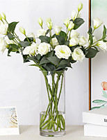 cheap -Artificial Flowers 1 Branch Classic European / Modern Roses Tabletop Flower
