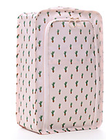abordables -Polyester Rectangle Mignon Accueil Organisation, 1pc Sacs à Chaussures