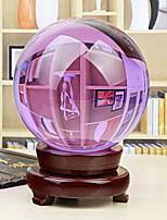 Недорогие -1шт стекло Простой стиль для Украшение дома, Домашние украшения Дары