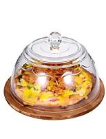 Недорогие -1 ед. Акрил / Бамбук Очаровательный / Новый дизайн / Креатив Стеклянная посуда, посуда