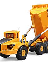 Недорогие -Игрушечные машинки Грузовик Транспорт Грузовик Транспортер грузовик Вид на город Cool утонченный Металл Для подростков Все Мальчики Девочки Игрушки Подарок 1 pcs