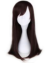Недорогие -Косплэй парики Проект Тоухоу Косплей Аниме Косплэй парики 152.4 cm См Термостойкое волокно Все