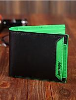 cheap -Women's Bags PU(Polyurethane) Wallet Zipper Orange / Yellow / Fuchsia