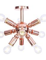baratos -9-luz Montagem do Fluxo Luz Ambiente - Estilo Mini, Novo Design, 110-120V / 220-240V Lâmpada Não Incluída