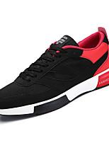 cheap -Men's Mesh Fall Comfort Sneakers Color Block Black / Gray / Blue