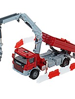 cheap -Toy Car Construction Truck Set / Crane Truck / Transporter Truck / Construction Vehicle City View / Cool / Exquisite Metal All Child's / Teenager Gift 1 pcs