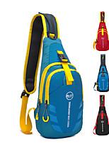 abordables -12 L Pochette à Chaînes - Poids Léger, Vestimentaire Extérieur Voyage Oxford Noir / Rouge, Bleu + jaune., Bourgogne