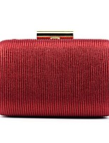 cheap -Women's Bags PU(Polyurethane) Evening Bag Embossed Gold / Silver / Red