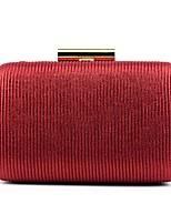 preiswerte -Damen Taschen PU Abendtasche Geprägt Gold / Silber / Rote