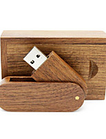 cheap -Ants 16GB usb flash drive usb disk USB 2.0 Wooden / Bamboo Rotating