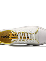 cheap -Men's Canvas Spring Comfort Sneakers White / Black