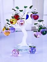 Недорогие -1шт стекло / Резина Простой стиль для Украшение дома, Домашние украшения Дары