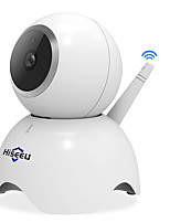 abordables -Hiseeu FH9C 2 mp IP Camera Intérieur Support64 GB