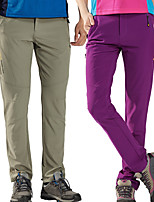cheap -Women's Hiking Pants Outdoor Lightweight, Quick Dry, Breathability Spandex Pants / Trousers Fishing / Hiking / Outdoor Exercise / Stretchy