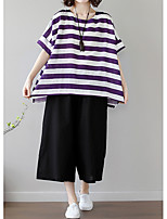 cheap -Women's Set - Striped Pant