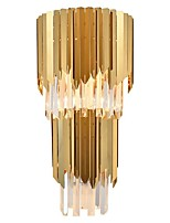 cheap -QIHengZhaoMing Crystal LED / Modern / Contemporary Wall Lamps & Sconces Living Room / Shops / Cafes Crystal Wall Light 110-120V / 220-240V 5 W