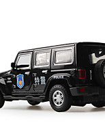 cheap -Toy Car Police car Vehicles / Car City View / Cool / Exquisite Metal All Teenager Gift 1 pcs