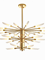 cheap -OBSESS® Sputnik / Mini Chandelier Ambient Light - New Design, 110-120V / 220-240V Bulb Not Included / G4 / 40-50㎡ / FCC