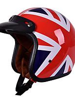 Недорогие -SENHU SH-181 Каска Взрослые Универсальные Мотоциклистам Противо-туманное покрытие / Скорость / Ударопрочный