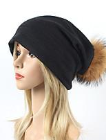 Недорогие -Жен. Винтаж / Классический Широкополая шляпа Однотонный