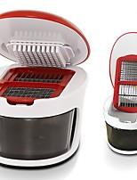 Недорогие -Кухонные принадлежности Нержавеющая сталь + категория А (ABS) Творческая кухня Гаджет Приспособления для чеснока Повседневное использование / Для приготовления пищи Посуда 1шт