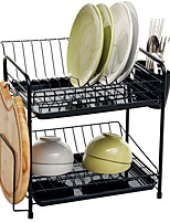 cheap -Kitchen Organization Rack & Holder Metal Easy to Use 1pc