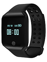 cheap -Smartwatch Z66 for iOS / Android Touch Screen / Heart Rate Monitor / Waterproof Pedometer / Activity Tracker / Sleep Tracker