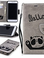 cheap -Case For Xiaomi Redmi Note 5A / Redmi 5 Plus Wallet / Card Holder / with Stand Full Body Cases Panda Hard PU Leather for Xiaomi Redmi Note 5A / Xiaomi Redmi Note 4 / Xiaomi Redmi 5 Plus