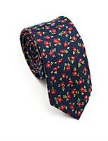 cheap -Unisex Party / Basic Necktie - Floral / Color Block Daisy