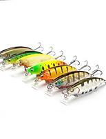 economico -1 pcs pc Esche rigide Esche rigide Plastica Pesca di mare / Pesca a mulinello / Spinning