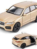 abordables -Petites Voiture SUV Automatique Design nouveau Alliage de métal Tous Enfant / Adolescent Cadeau 1 pcs