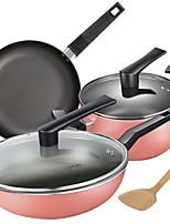 Недорогие -Кухонные принадлежности Нержавеющая сталь / железо Скорость горшок Повседневное использование / Для приготовления пищи Посуда 3шт