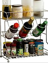 abordables -Herramientas de cocina Acero Inoxidable / Hierro Utensilios / Cocina creativa Gadget Utensilios especiales / Herramientas Múltiples Funciones / Para utensilios de cocina / Utensilios de cocina