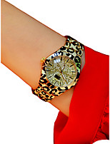 cheap -Women's Wrist Watch Chronograph / Luminous / Casual Watch Alloy Band Sparkle / Bangle White / Silver / Gold