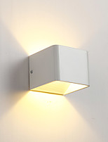 cheap -Mini Style LED / Modern / Contemporary Wall Lamps & Sconces Living Room / Bedroom Aluminum Wall Light 110-120V / 220-240V 5 W