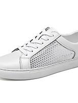 cheap -Men's Mesh Summer Comfort Sneakers White / Black