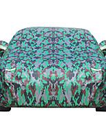 abordables -Cobertura completa Cubiertas de coche Tejido de Oxford / Algodón Reflexivo / Barra de advertencia For Ford Focus Todos los Años For Todas las Temporadas