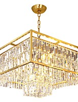 economico -QIHengZhaoMing 4-Light Lampadari Luce ambientale 110-120V / 220-240V, Bianco caldo, Lampadine incluse